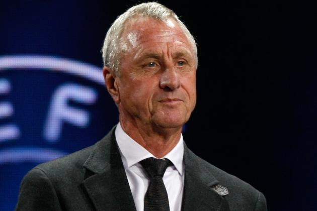 Las 8 Mejores Frases De Johan Cruyff