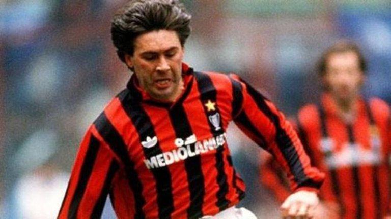 Su paso por el Milan