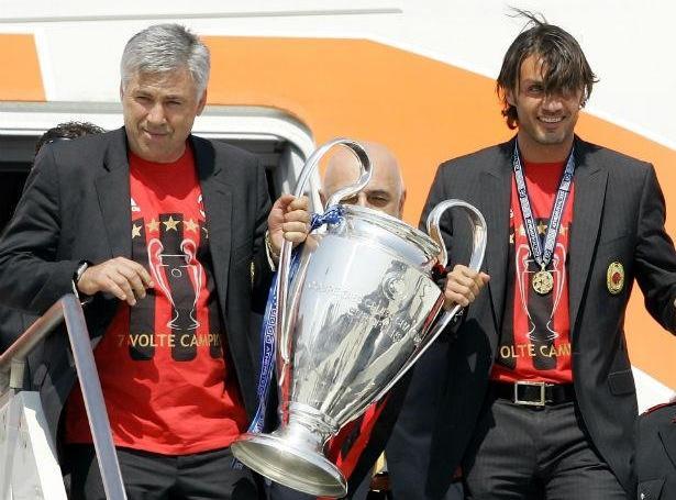Ha ganado la Champions League como jugador y como entrenador