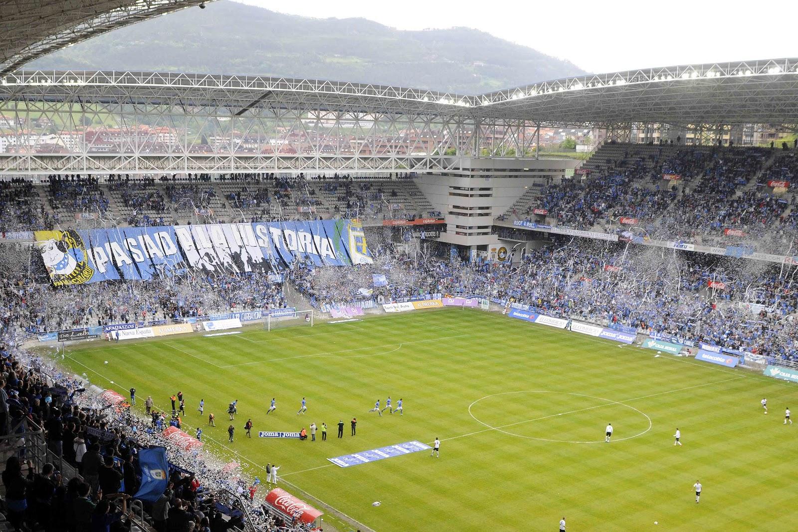 Un Estadio de Primera