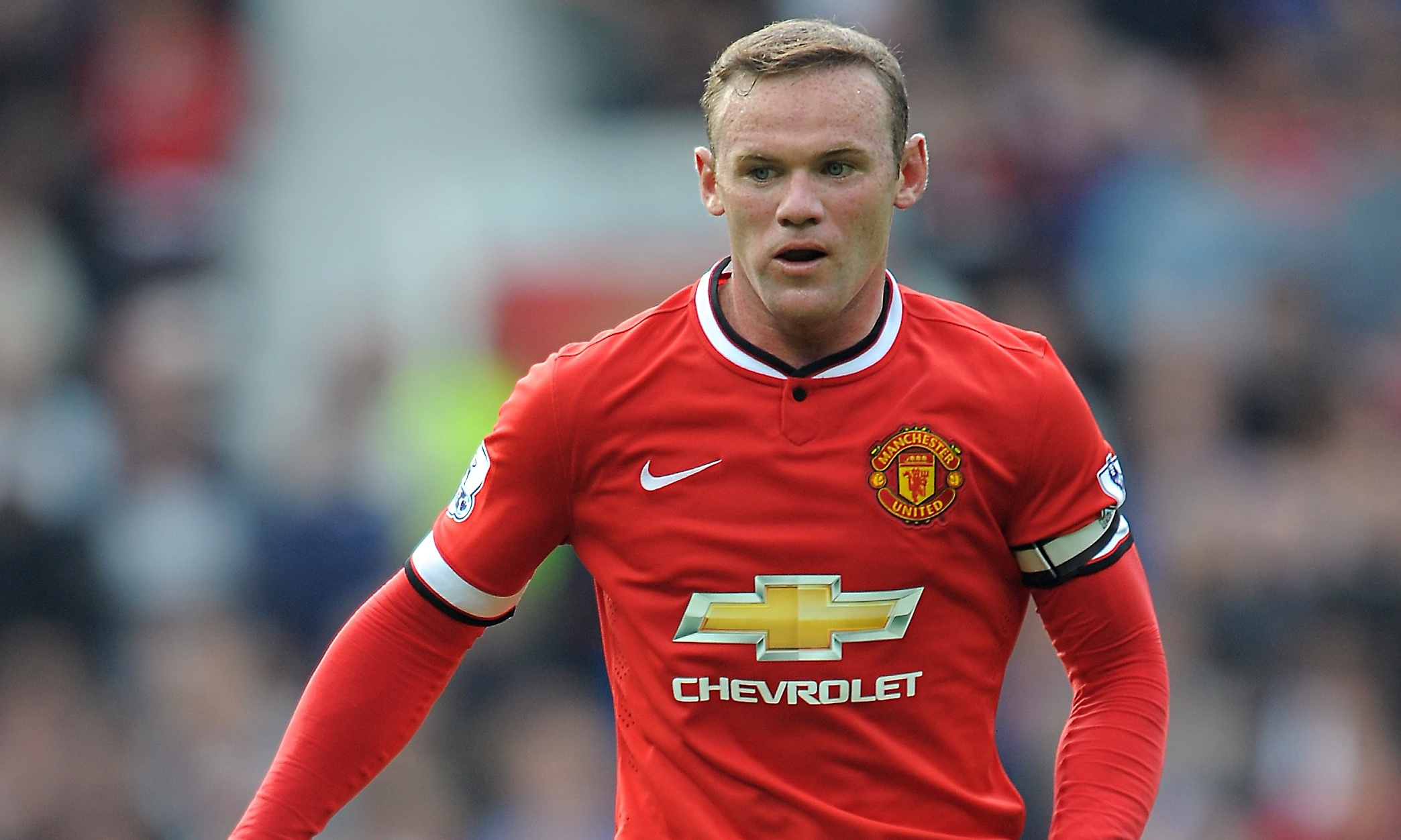 Wayne Rooney (Manchester United):
