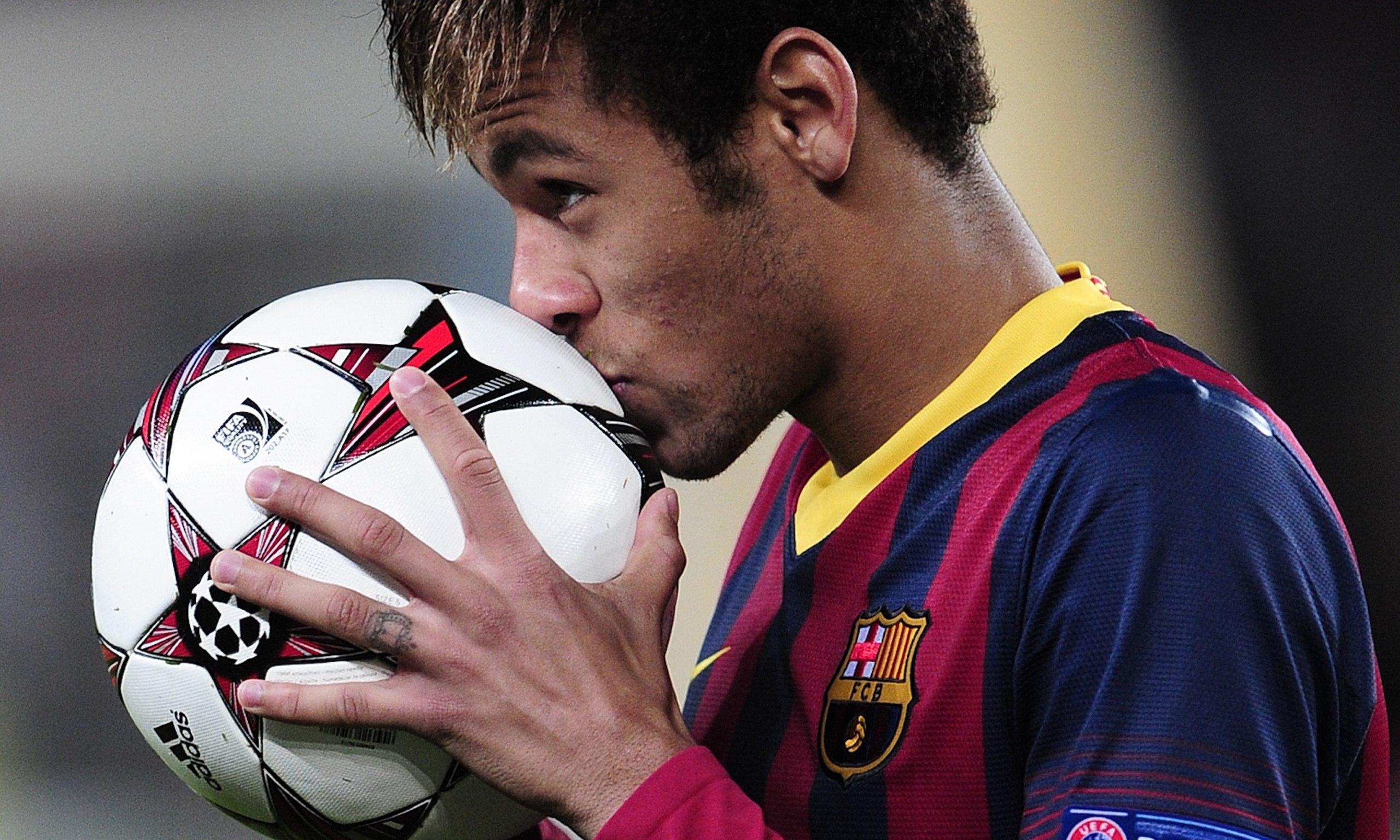 4. Neymar Júnior (Barcelona)