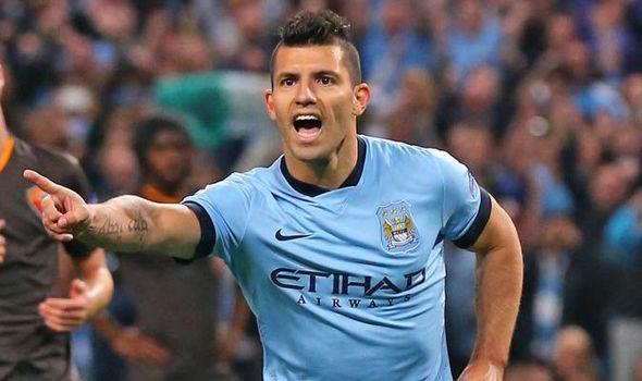 5. Sergio Agüero (Manchester City)