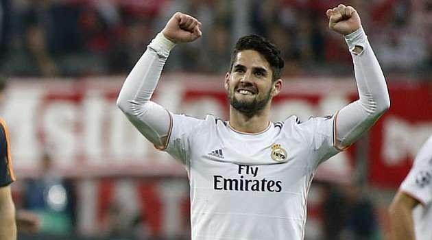 Cuando juega, el Madrid gana