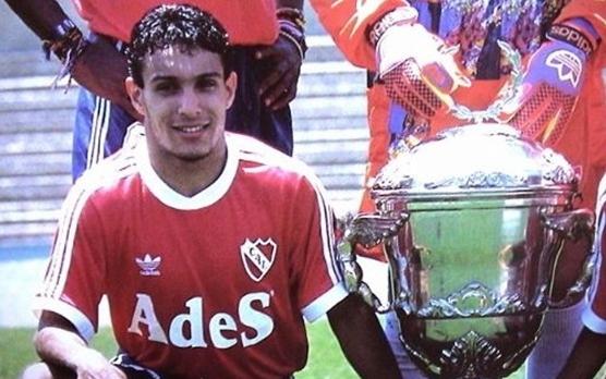Reunió los tres elementos claves para ser adorado por los hinchas de Independiente