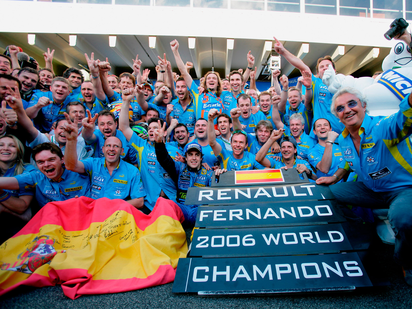 Volver a ganar el Mundial F1