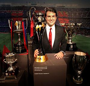 El mejor Barcelona de la historia