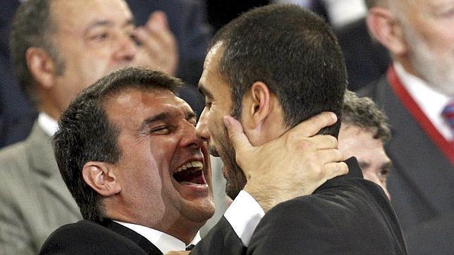 El gancho para que vuelva Guardiola