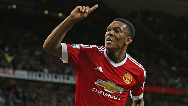Anthony Martial (Manchester United)