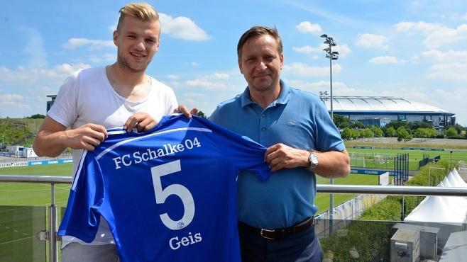 Johannes Geis (Schalke 04)