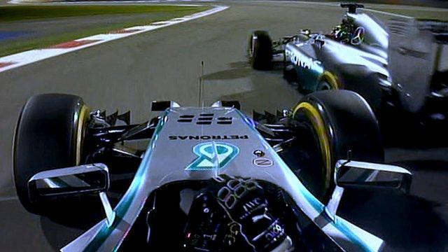 Lewis es también más rápido