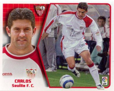 Carlitos, 137 partidos