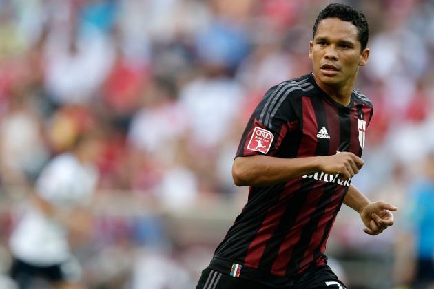 Carlos Bacca (Sevilla-AC Milan)