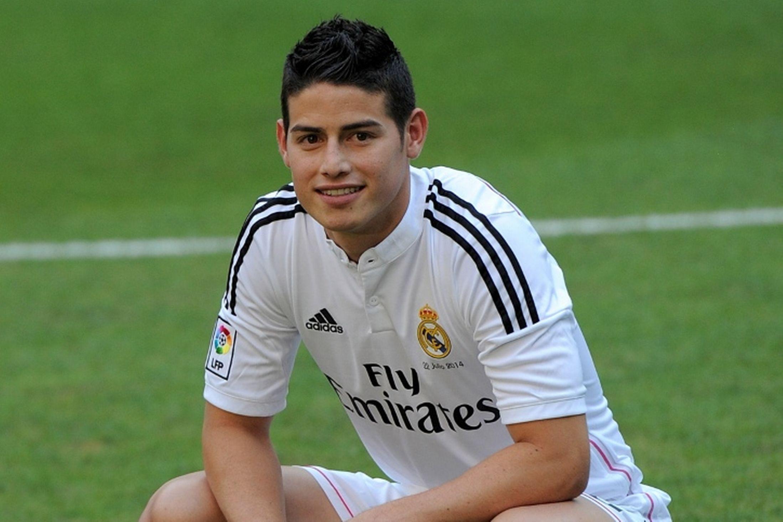 James Rodríguez (Real Madrid)