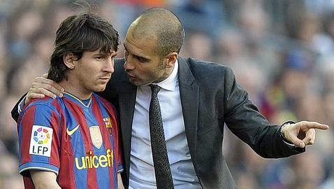 El futbolista argentino no es el que era.