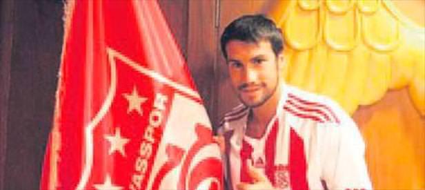 Dani Abalo Sivasspor