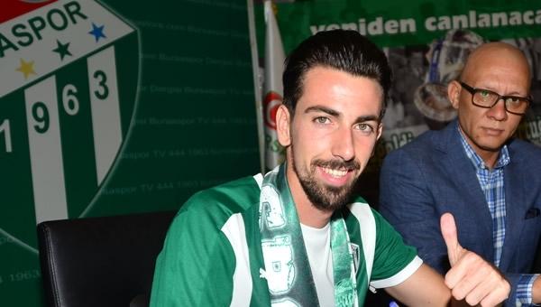 Isaac Cuenca Bursaspor