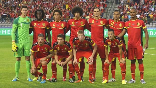 Bélgica, 1494 puntos