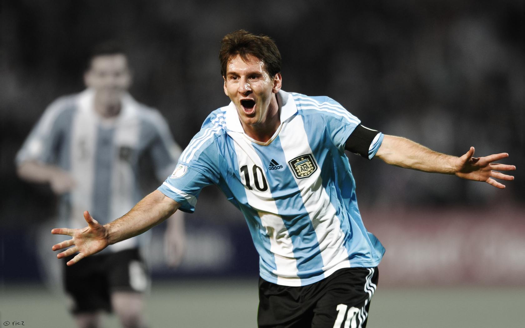 Argentina, 1455 puntos