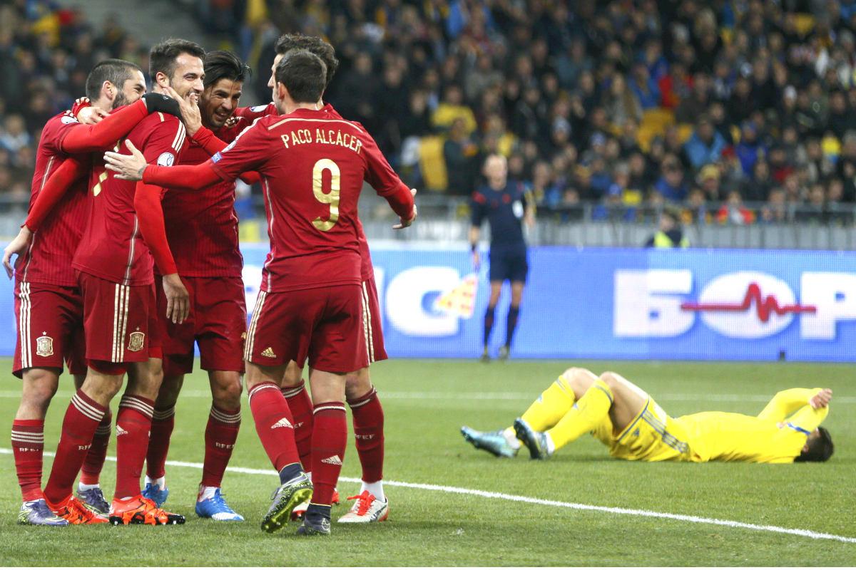 España, 1370 puntos