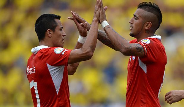 Chile, 1273 puntos