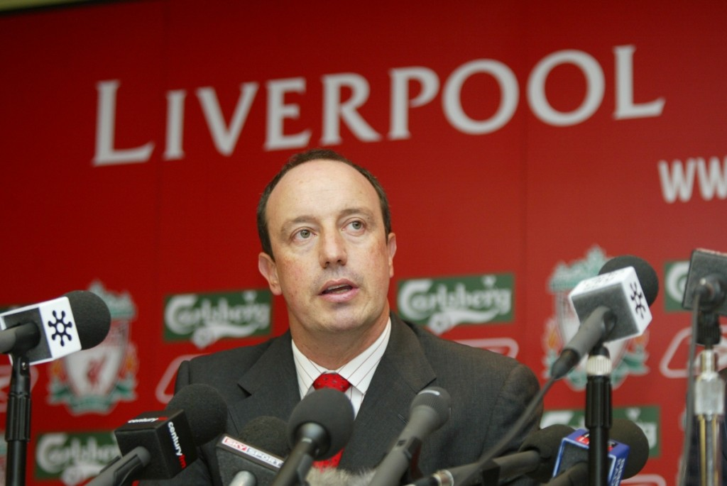 2004 - 2010 Liverpool
