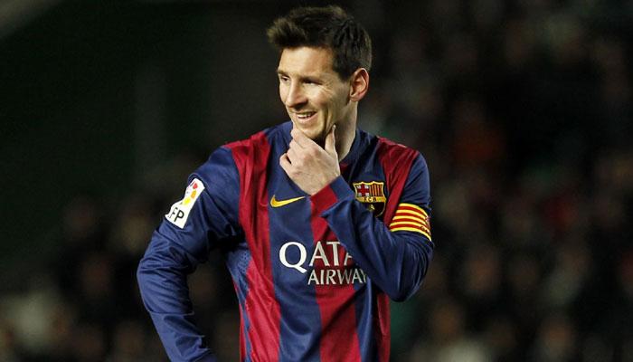 Messi - 120 millones de euros