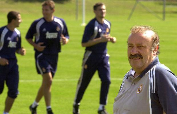 Vicente del Bosque (1999-2003)