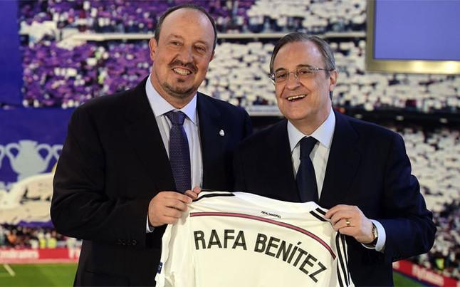 Rafa Benítez (2015-2016)
