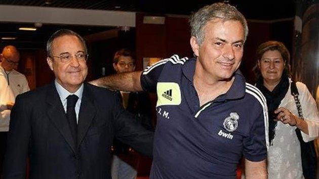 José Mourinho (2010-2013)