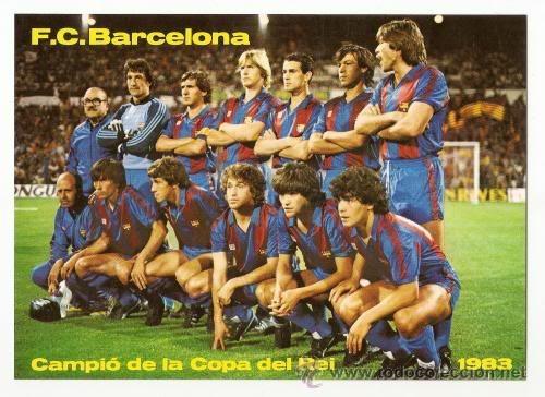 Maradona, Schuster y Quini