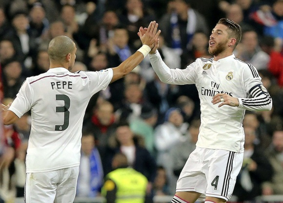 Sergio Ramos - Pepe