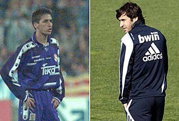 Jugó en el Real Madrid durante 16 años.