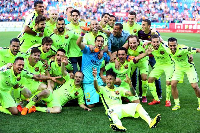 Temporada 2015 Barcelona