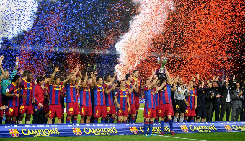 Temporada 2011 Barcelona