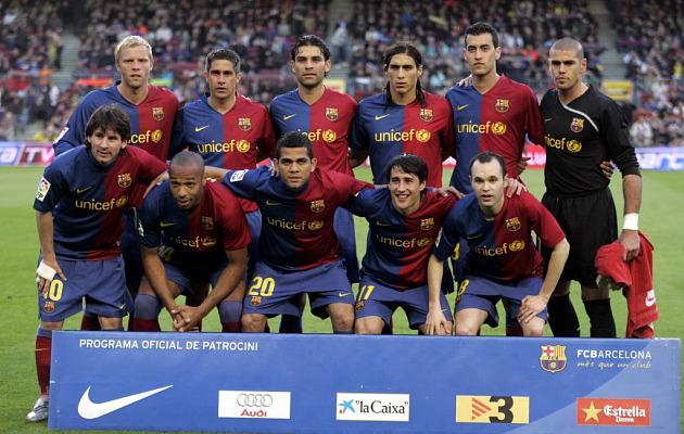 Temporada 2009 Barcelona