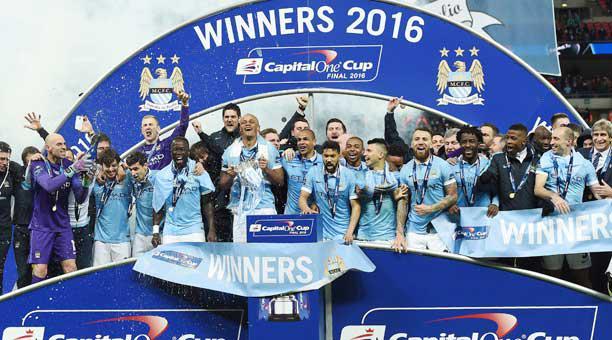 Final de la Copa de la Liga (Capital One Cup)