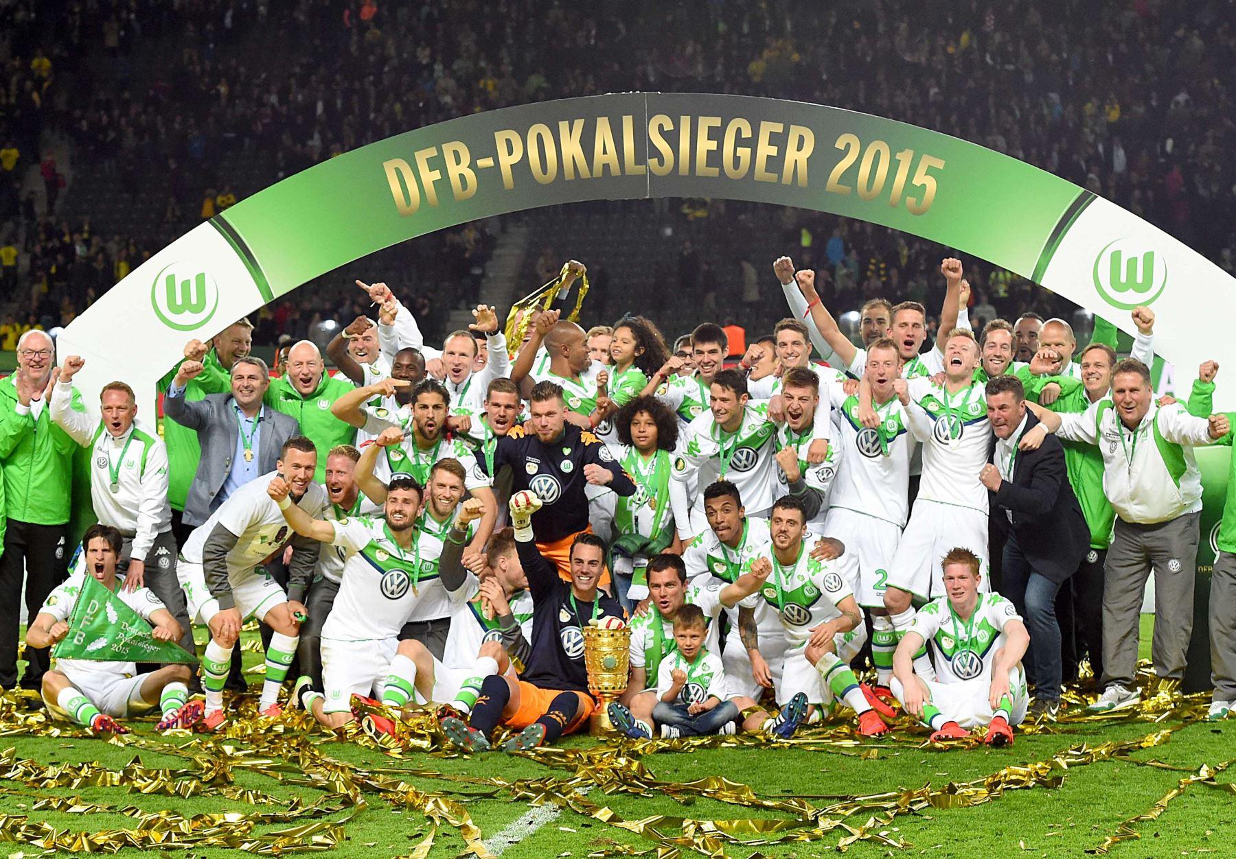 Copa de Alemania DFB Pokal 2014-2015