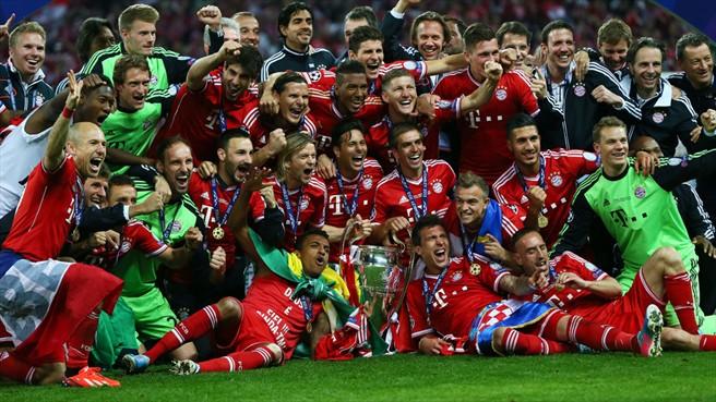 Final Champions League 2012-2013
