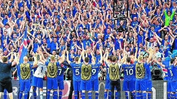 La euforia por su selección es máxima en el país