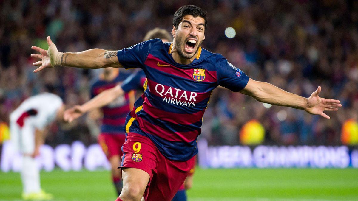 Luis Suárez (Uruguay y Barcelona)