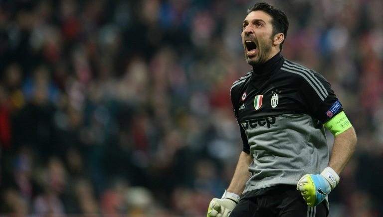 Gianluigi Buffon (Italia y Juventus)