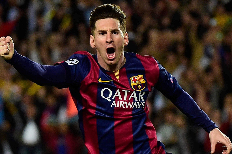 Lionel Messi (Argentina y Barcelona )
