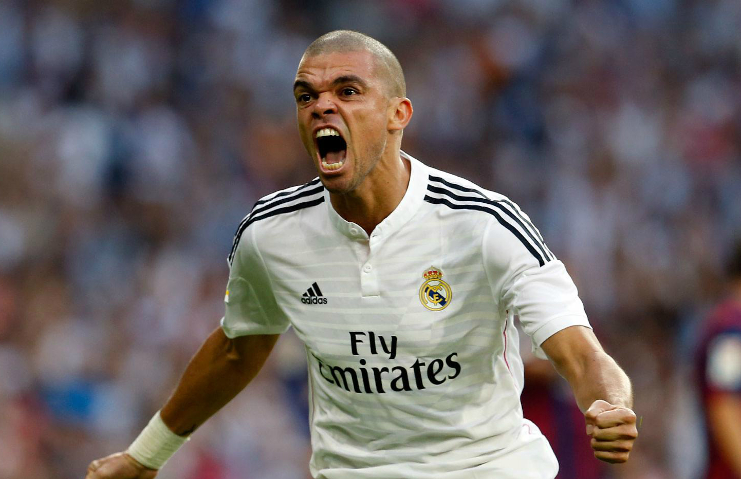 Pepe (Portugal y Real Madrid)