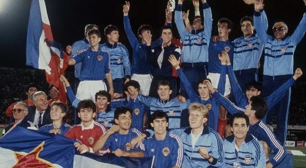 Fue campeón del mundo con Yugoslavia.