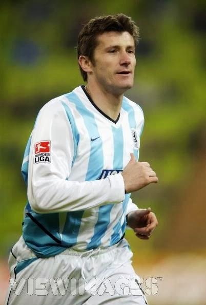 Acabó su etapa como futbolista en Alemania.