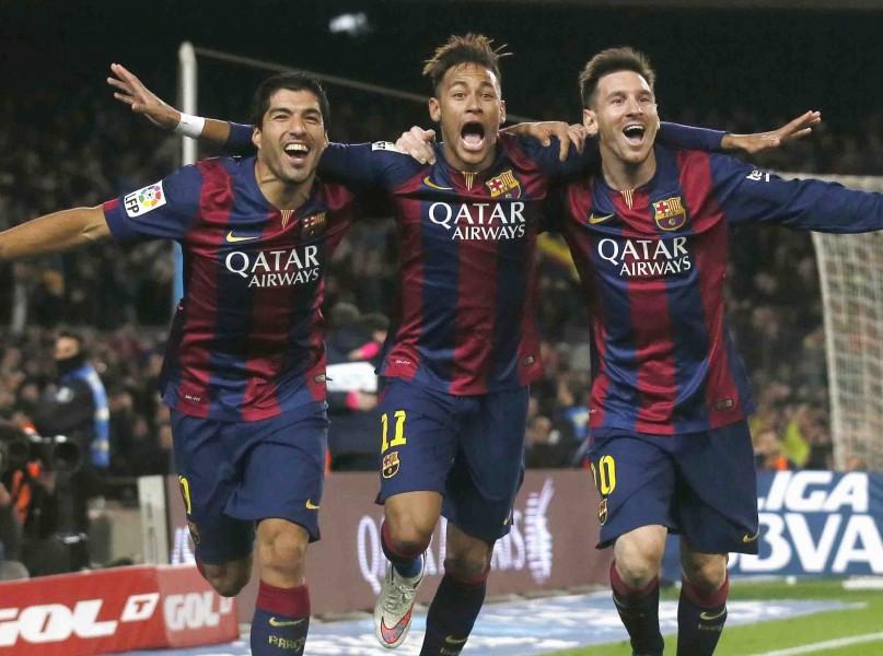 Jugar con los más grandes del fútbol