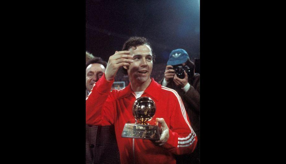 Franz Beckenbauer 2