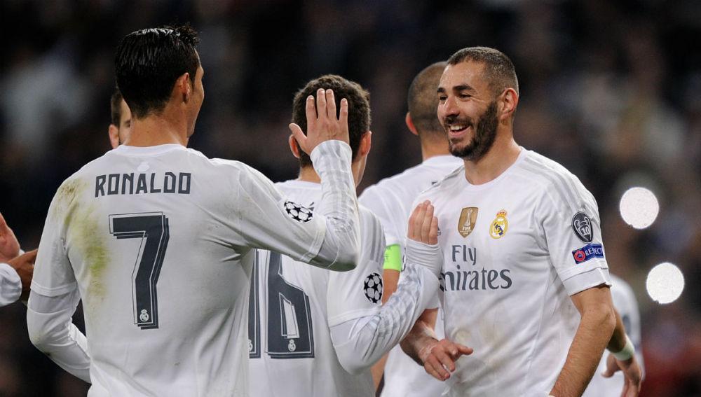 Real Madrid 8 - 0 Malmo.