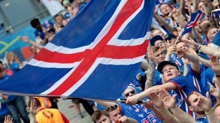 5 cosas que convierten a la selección de Islandia en la revelación de la Eurocopa